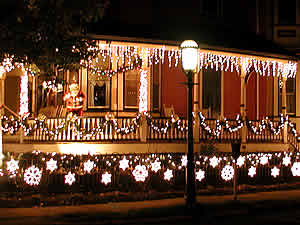 Christmas in Cape May Archives - Homestead Cape May Rentals