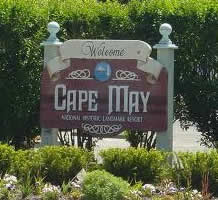 Cape May NJ vacation homes