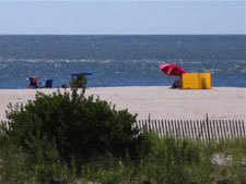 Cape May beach rentals