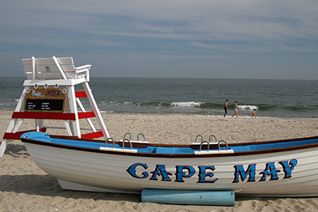 Cape May Beach Vacations