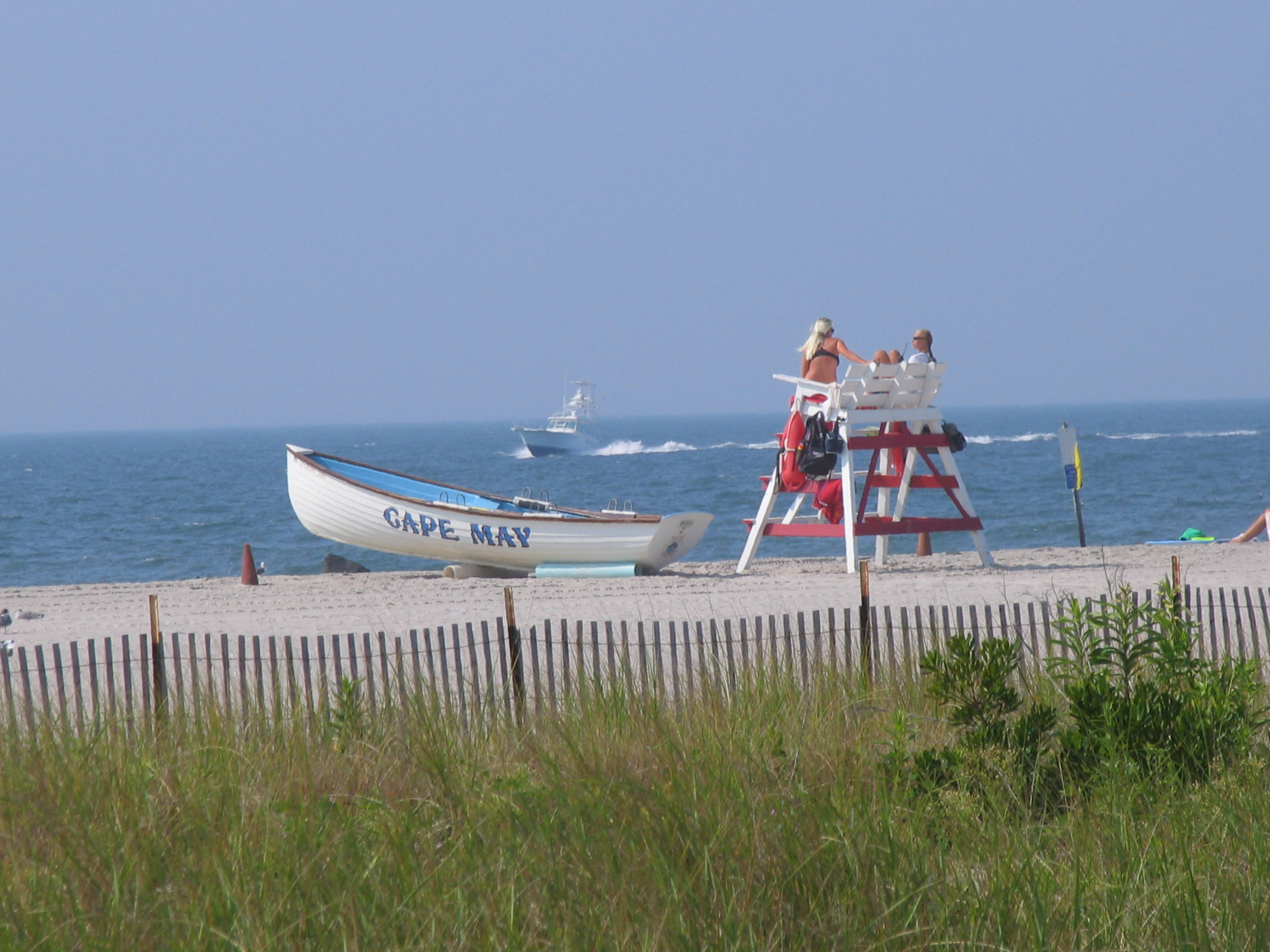 Cape May Summer Beach Rentals